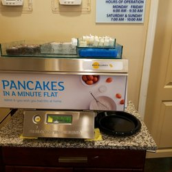 Photo Of Hilton Garden Inn Clovis   Clovis, CA, United States. Pancakes