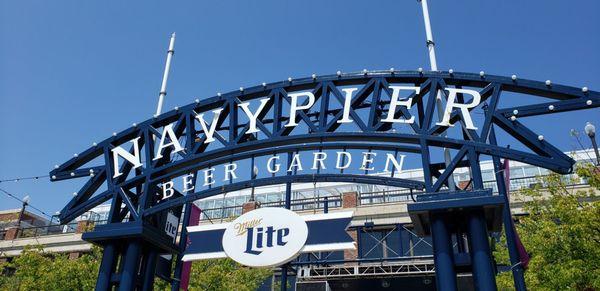 Navy Pier Beer Garden - 74 Photos & 56 Reviews - Bars - 600