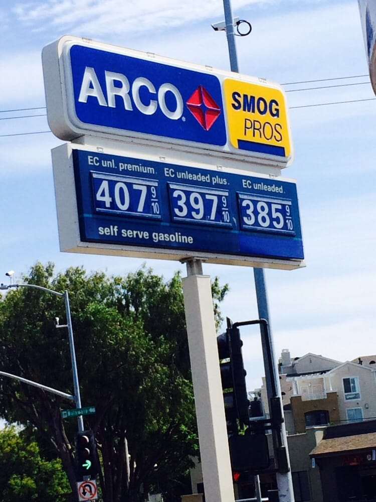 Diesel Gas Station Near Me >> Arco 515 - Gas & Service Stations - 300 S Delaware St, San Mateo, CA, United States - Phone ...