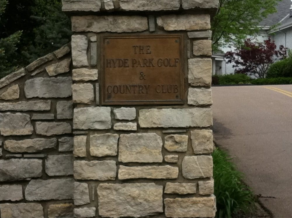 Hyde Park Golf & Country Club: 3740 Erie Ave, Cincinnati, OH