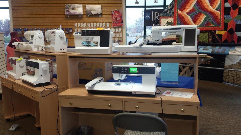 Jones Sew and Vac: 655 1st St, Idaho Falls, ID