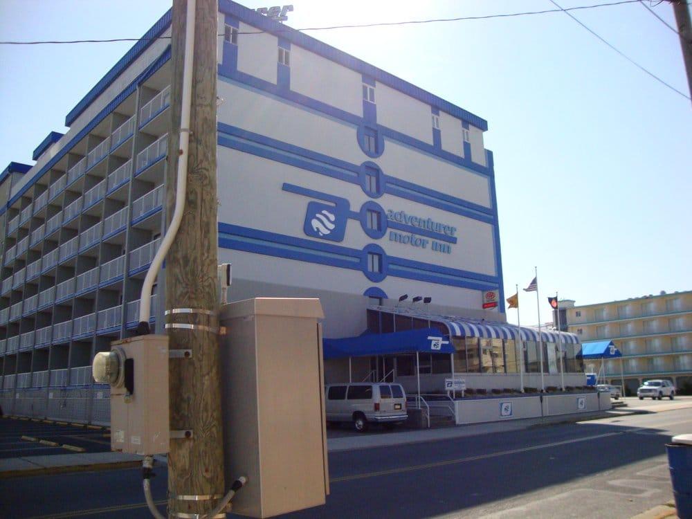Adventurer Oceanfront Inn Hotels Yelp