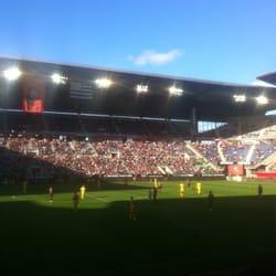 Stade de la Route de Lorient - Rennes, France