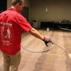 Photo of Momentum Carpet Care - Phoenix, AZ, United States. We are the. We are the Official Carpet Cleaner ...