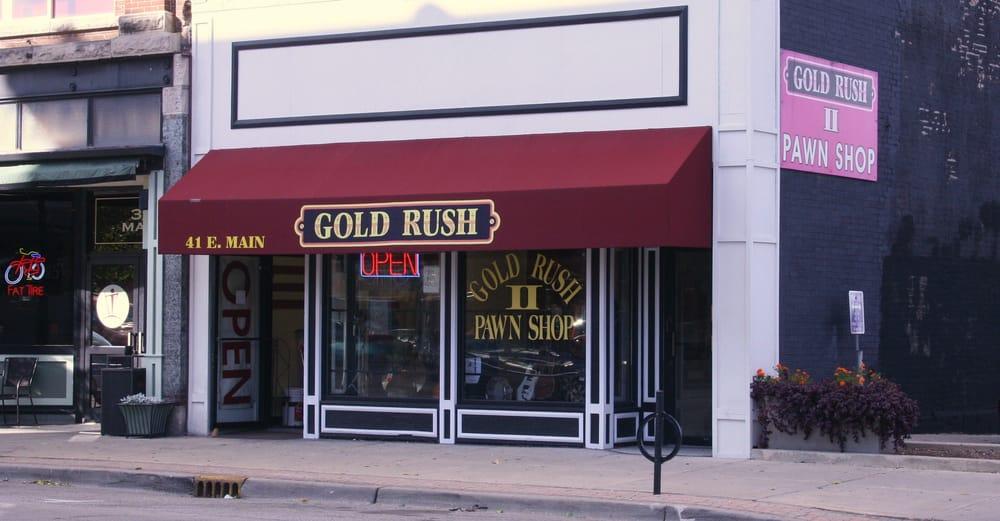 Gold Rush Pawnbrokers: 41 E Main St, Champaign, IL