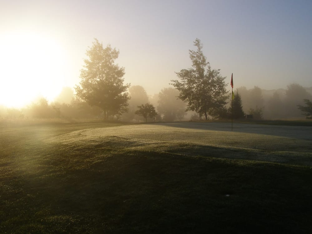 Chestnut Hills Golf Course: 7700 Glovers Lake Rd, Bear Lake, MI