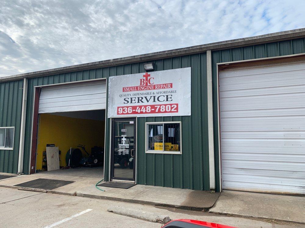B&C Small Engine Repair: 14543 Hwy 105, Conroe, TX
