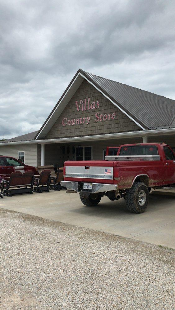 Villas Country Store: 10282 E 340th Ave, Flat Rock, IL