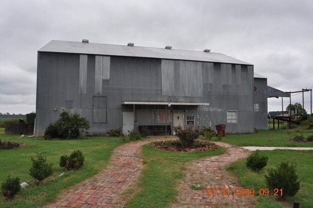Emmett Till Historic Intrepid Center: 33 Thomas St, Glendora, MS