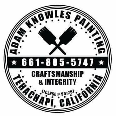Adam Knowles Painting: 22800 Clover Spring Pl, Tehachapi, CA