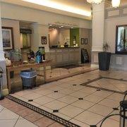 Charming Refrigerator, Microwave And Photo Of Hilton Garden   Yakima, WA, United  States. Lobby With Morning Coffee ...