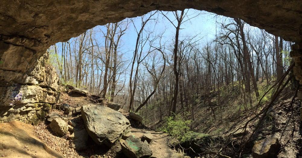 Cliff Cave Park: 806 Cliff Cave Rd, Saint Louis, MO