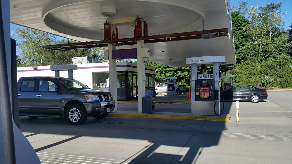 Ok Google Gas Station Near Me >> Stop & Shop Gas - Gas Stations - 125 W Main St, Hyannis, MA - Yelp