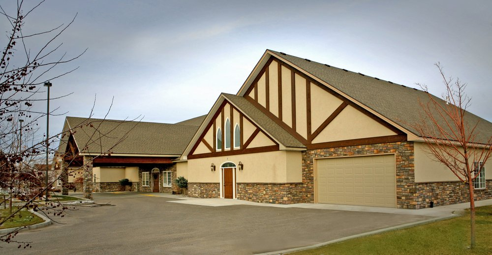 Wood Funeral Home: 963 S Ammon Rd, Ammon, ID