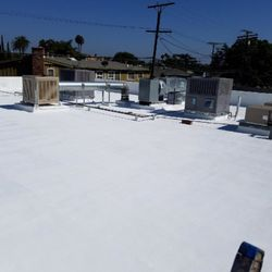 Attractive Photo Of All In One Roofing   Brea, CA, United States. Flat Roof