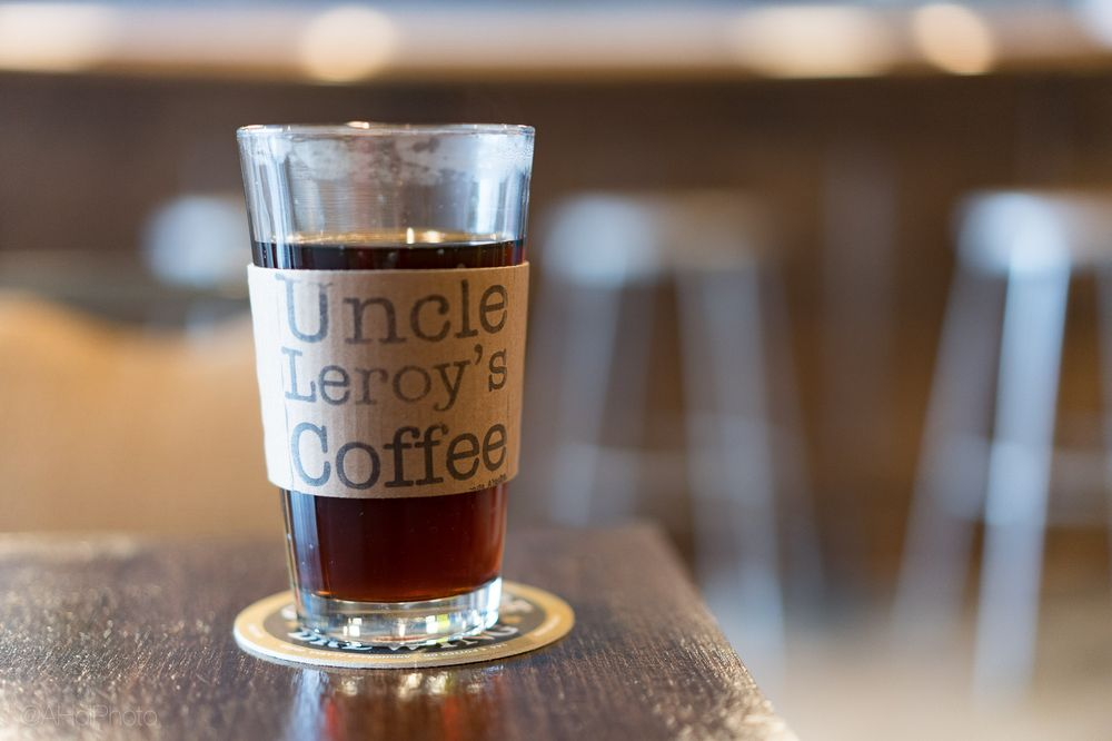 Uncle Leroy's Coffee: 701 W 36th Ave, Anchorage, AK