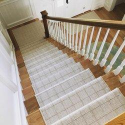 Custom Stair Runners   1545 Ocean Ave, Bohemia, NY   2019 ...