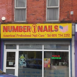 Number 1 American Nails Nail Salons Smithdown Rd Liverpool
