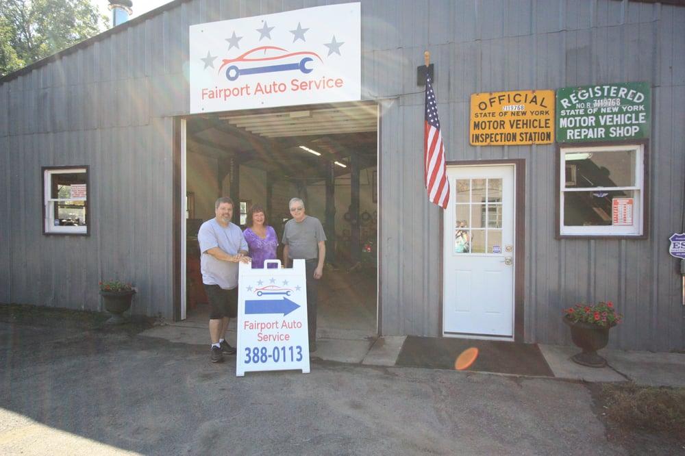 Fairport Auto Service: 739 B Whitney Rd, Fairport, NY