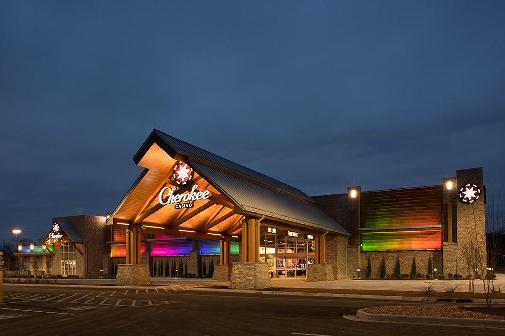 Cherokee casino