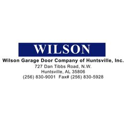 Photo Of Wilson Garage Door Company Of Huntsville   Huntsville, AL, United  States