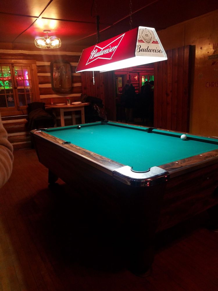 The Merc Stop Bar & Grill: 3539 County Rd L, Tomahawk, WI