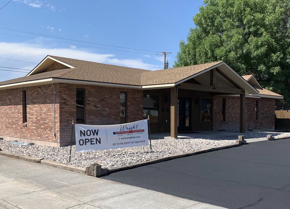 Wright Physical Therapy: 131 N Oak St, Blackfoot, ID