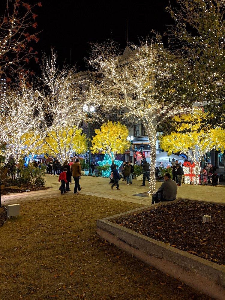 El Paso Winterfest: 125 W Mills Ave, El Paso, TX