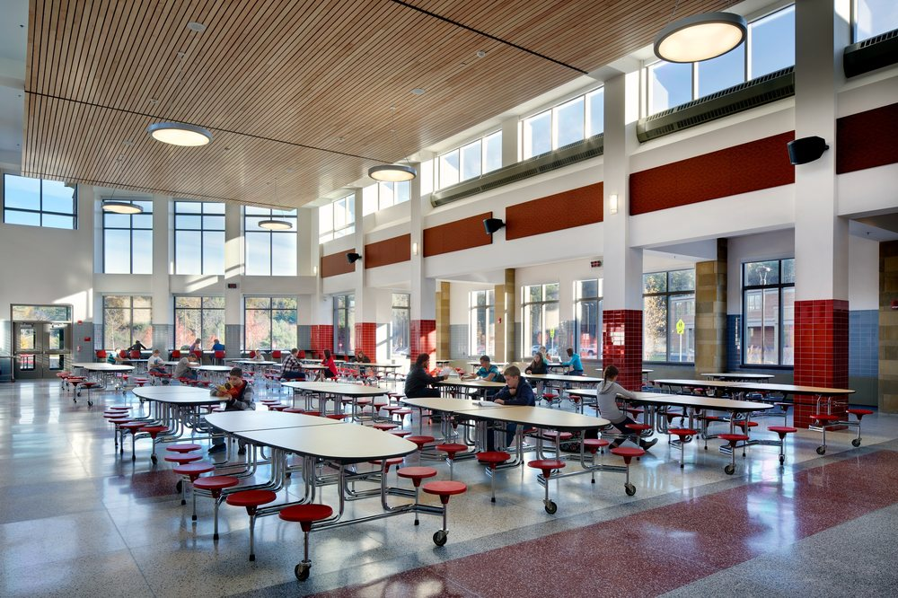 photo of tapp architects boston ma united states southbridge middle high