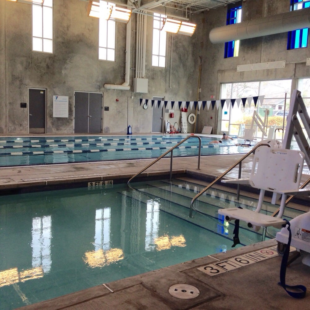 Another view of the small natatorium - Yelp