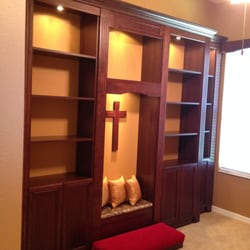 Photo Of Florida Home Theater Cabinet   Winter Park, FL, United States.  Customized