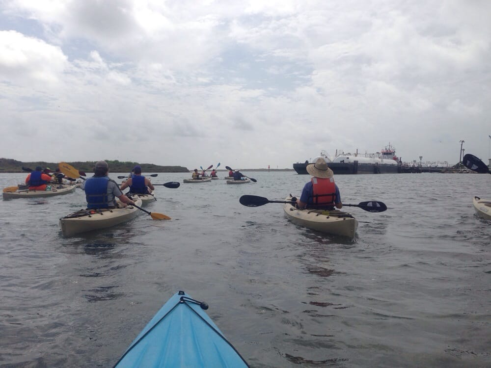 Coastal Bend Kayak: 1044 S Commercial, Aransas Pass, TX