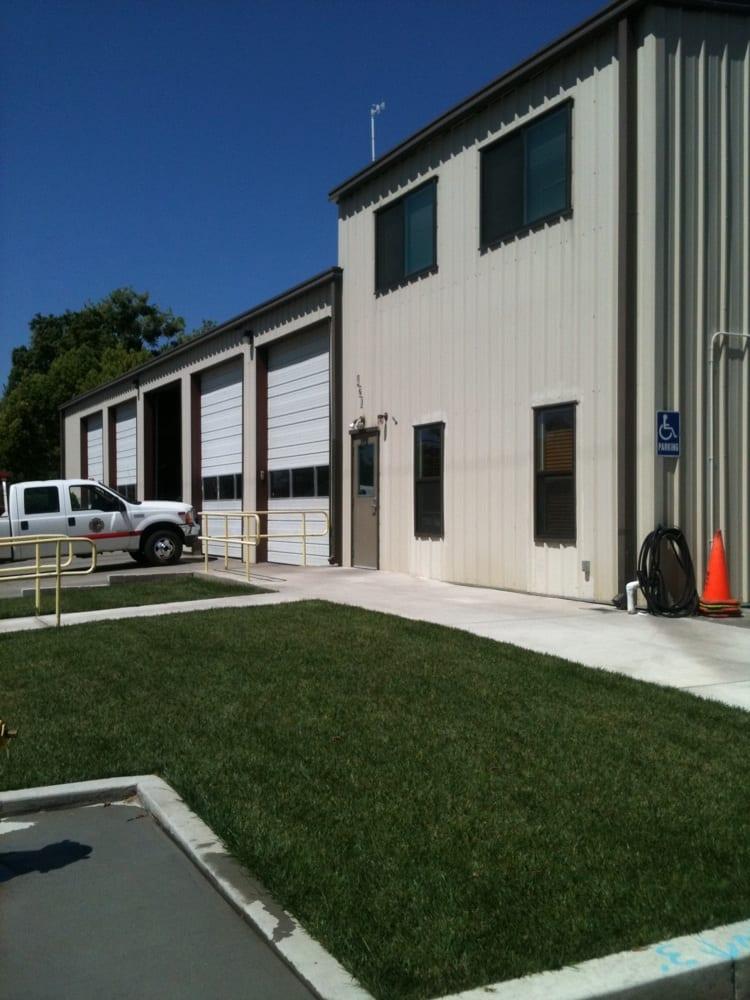 Hamilton City Fire Department: 420 1st St, Hamilton City, CA