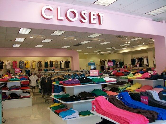 Closet - Women's Clothing - 4141 Camino De La Plz, San go, CA ... on