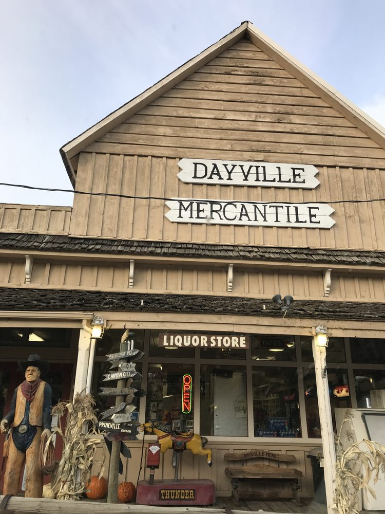Dayville Merc: 207 W Franklin Ave, Dayville, OR