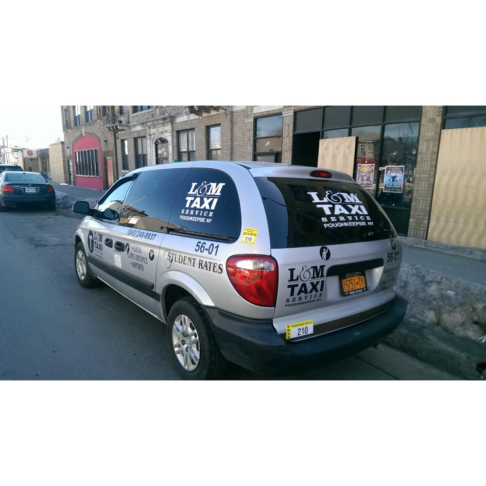 L&M Taxi Service: 566 Main St, Poughkeepsie, NY
