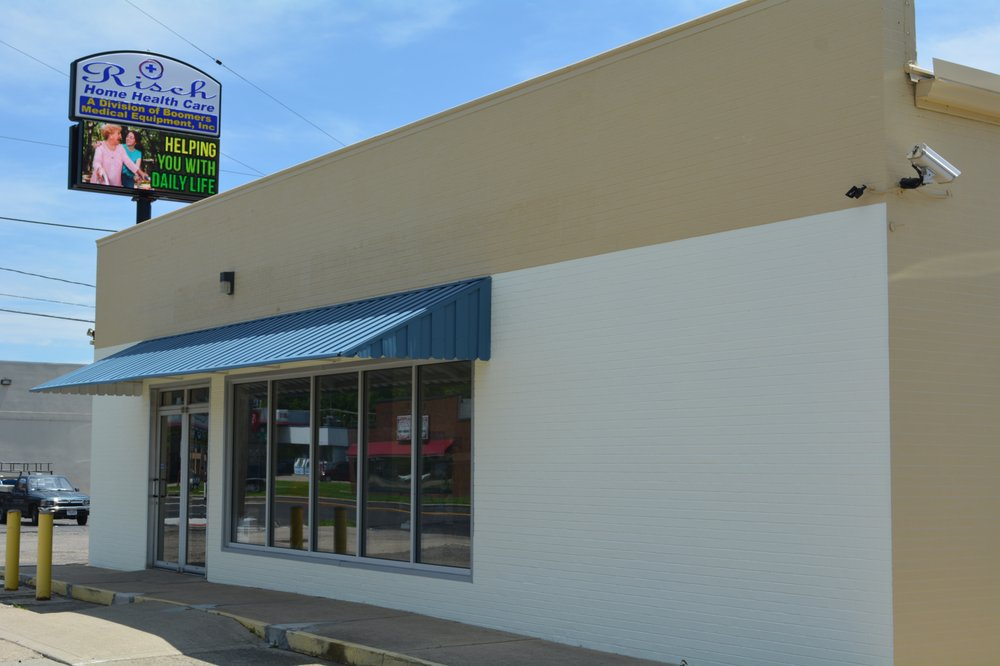 Risch Home Health Care: 622 W Fair Ave, Lancaster, OH