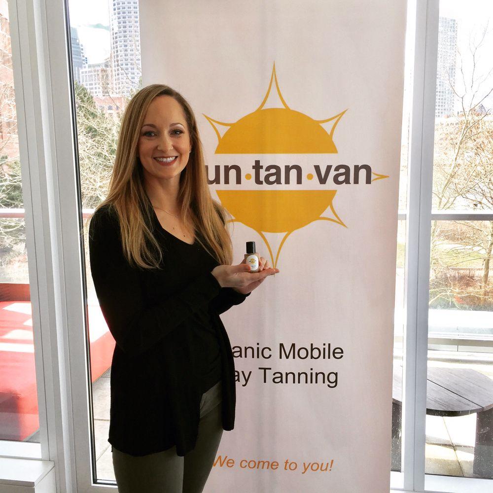 The Sun Tan Van: Boston, MA