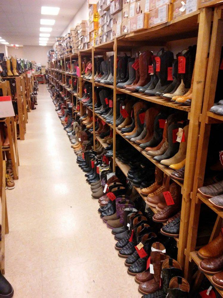 Cowtown Boots: 4522 Fredericksburg Rd, San Antonio, TX