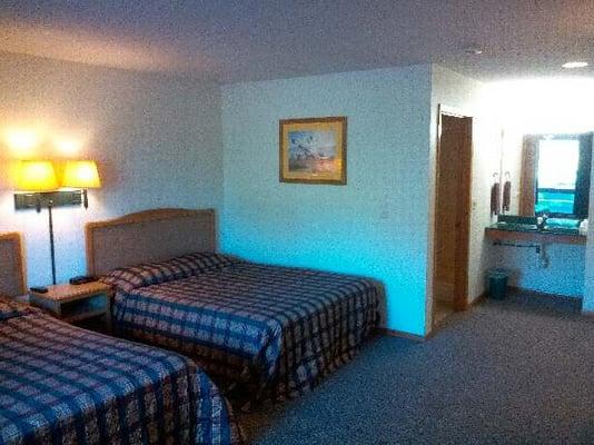 Photo Of Blacksmith Motel Balsam Lake Wi United States Large