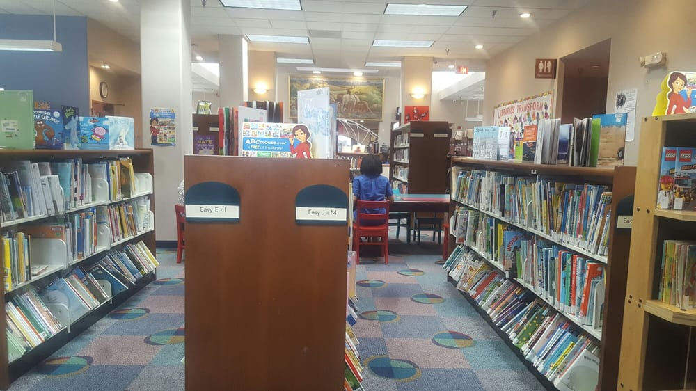 Upper Marlboro Branch Library: 14730 Main St, Upper Marlboro, MD