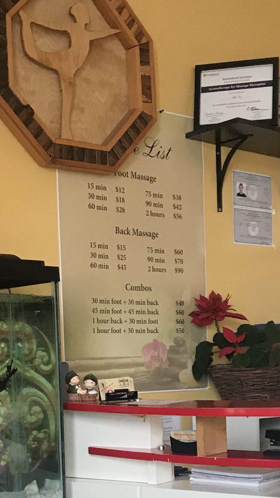 Healthy Foot Spa: 907 Montauk Hwy, Bayport, NY