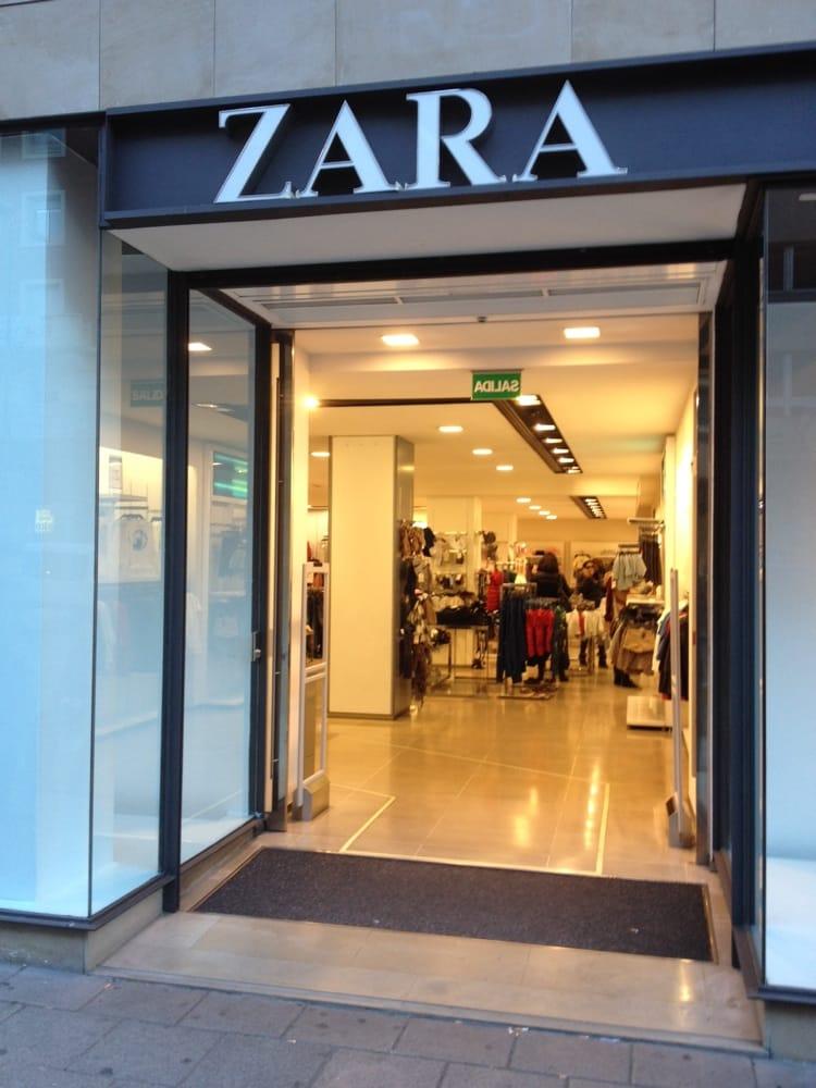 Zara (Fuencarral) Madrid (Chamberí)