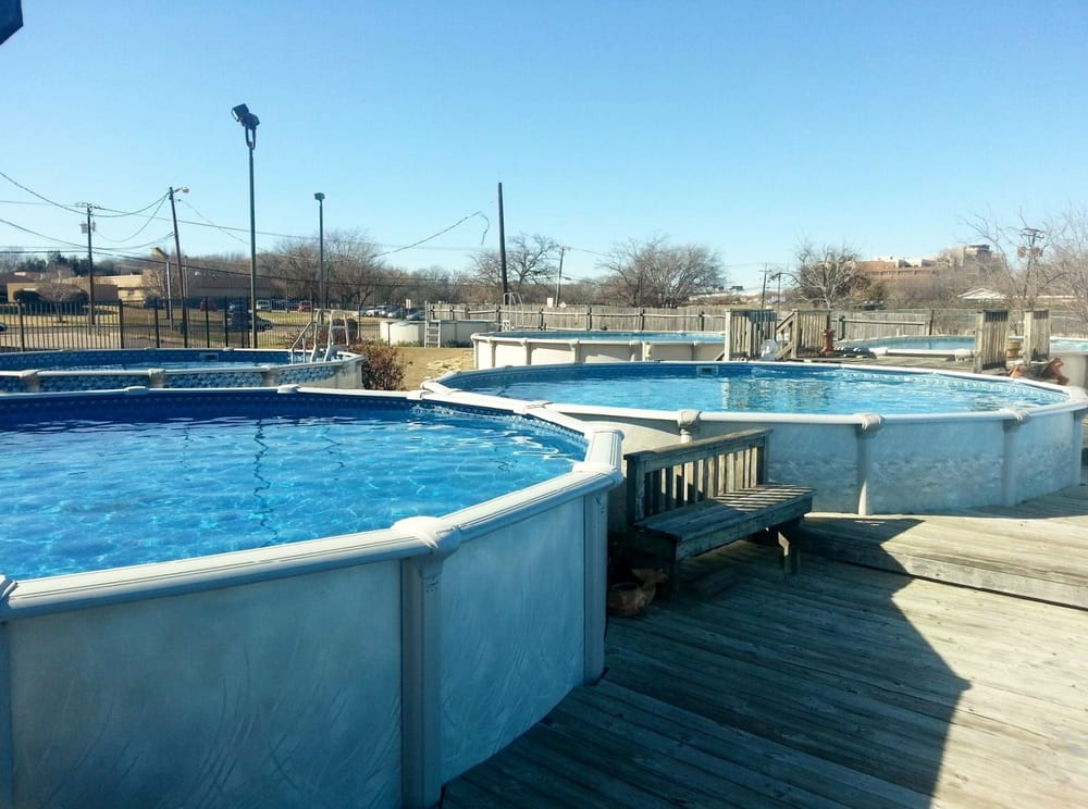 bonnie clydes above ground pools spas hot tub pool 7815 glenview dr fort worth tx