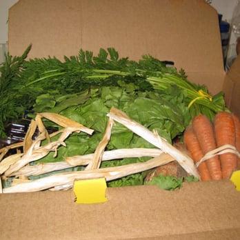 Photo Of Timptations Vegetable Boxes   Morgan Hill, CA, United States. Box O