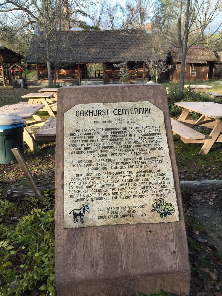 Fresno Flats Historical Park