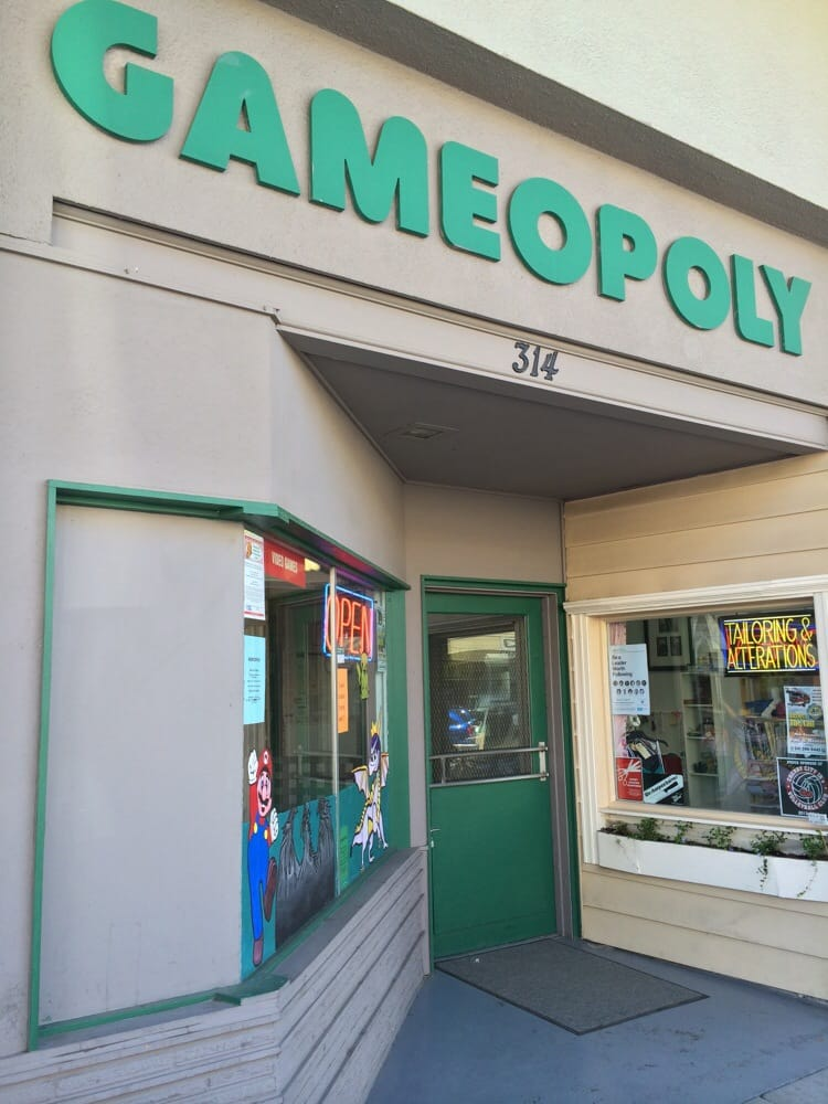 Gameopoly: 314 E 2nd St, The Dalles, OR