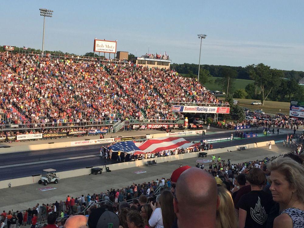 Summit Motorsports Park: 1300 State Rt 18, Norwalk, OH