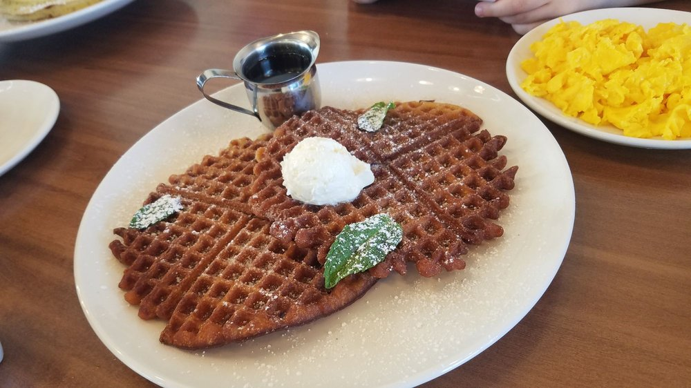 churro waffles yelp