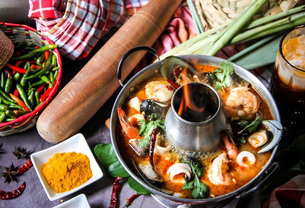 Silom Thai & Sushi: 3345 Lenox Rd NE, Atlanta, GA